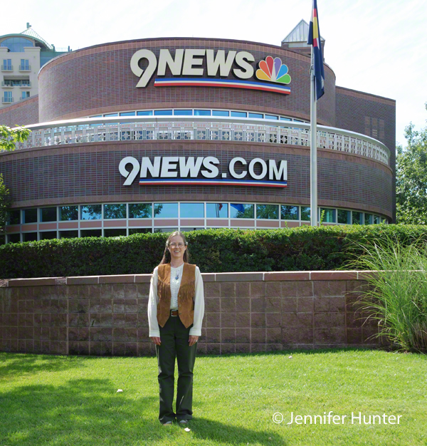 Web Colorado and Company KUSA Denver Channel 9 studios Jennifer Hunter